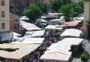 Mercato di Traversetolo, multe e contratti di lavoro irregolari