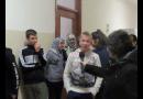 I ragazzi delle terze medie dell'IC di Bedonia in visita alla scuola superiore Zappa per capire quale strada percorrere