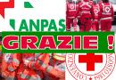 L'immane sforzo di Assistenze Pubbliche e Croce Rossa nel Parmense e a Parma. GRAZIE RAGAZZI.