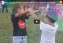 Una festa per salutare i bambini della scuola materna a Varano Melegari