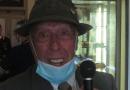 96 anni ed è ancora protagonista. Il più vecchio combattente della val Ceno