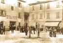 TG ore 19 canale 88 Fornovo Piazza Matteotti un restyling storico