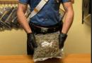 Aveva 250 grammi di marijuana in auto. Arrestato 31enne della val Taro