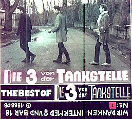 Kassetten-Cover die drei von der Tankstelle