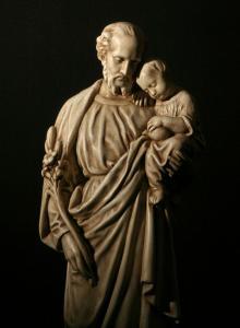 Fêtons St Joseph aujourd'hui 19 mars