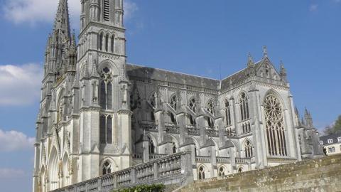 Pèlerinage à Notre-Dame de Montligeon