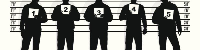 Il colpevole nei gialli: cinque tipi