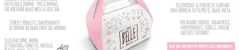 Re-Belle Box: il regalo che aspettavo