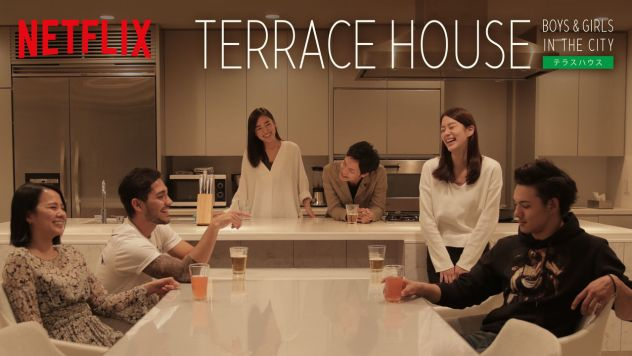 terrace house serie Netflix cultura giapponese
