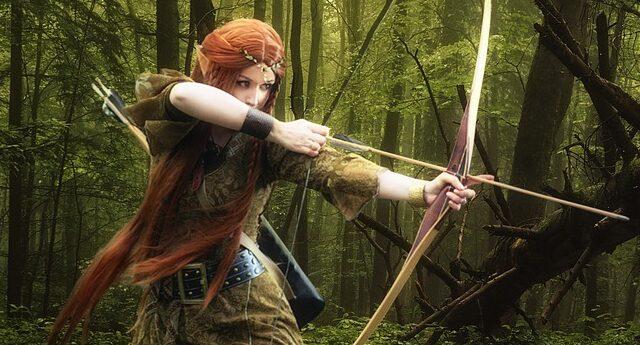 Dragonlance elfo fantasy