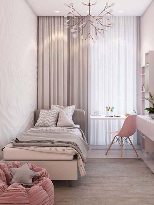 8 piccole idee per decorare piccole camere da letto. Quando La Cameretta E Molto Piccola 8 Trucchi Per Arredarla Parole E Sapere