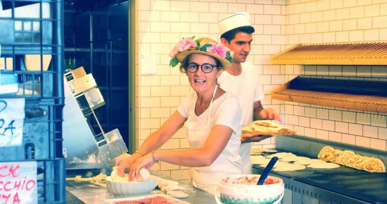 Piada e Cassoni dalla Lella: la piada migliore di Rimini