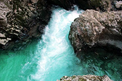 Slovenia - Gola di Vintgar