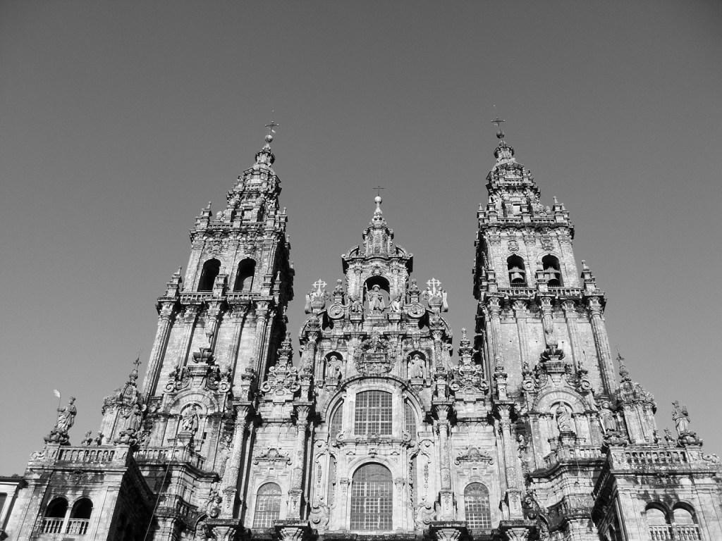 Cammino di Santiago - Cattedrale di Santiago