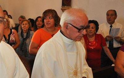Homenagem ao Padre Luís Fialho