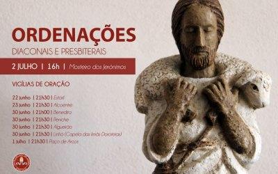 Ordenações Diaconais e Presbiterais