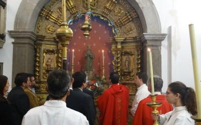 Dia de São Vicente – Missa na Matriz