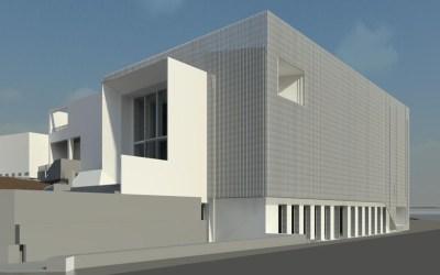 Bênção do Auditório de São Vicente