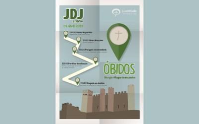 Jornada Diocesana da Juventude em Óbidos – 7 Abril