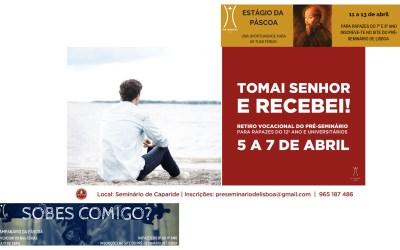 Campos Vocacionais do Pré-Seminário de Lisboa