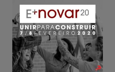 Conferência E+novar 20  – 7 e 8 de Fevereiro