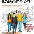 No dia 3 de novembro de 2013 acontecerá o DNJ da Paróquia São João Calábria, a partir das 15h na comunidade Matriz.