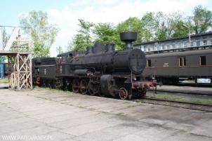 Tr12-25 w Skansenie w Chabówce. 27.05.2005. Fot.: Miłosz Mazurek.