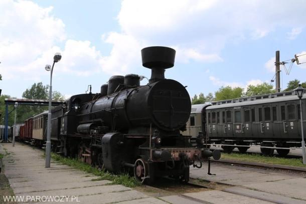 Tr12-25 w Skansenie w Chabówce. 12.06.2015. Fot.: Miłosz Mazurek.