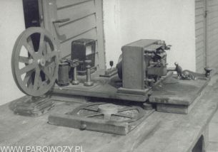 Telegraf Fot. ze zbiorów Skansenu