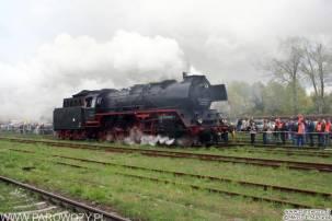 Parada Parowozów Wolsztyn'2006. Fot.: Miłosz Mazurek.
