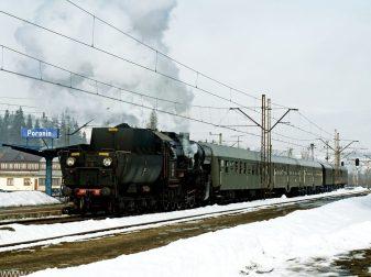 Ty42-107 z 33055 Poronin 22.02.2015. Fot.: Łukasz Alczewski.