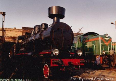Tr12-25 jazda próbna po odbudowie. 26.04.1993. Fot.: Ryszard Smulkowski.