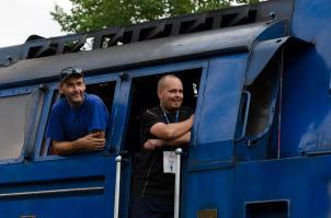Drugi dzień Parowozjady'2015-zawody w Skansenie. Fot.: Patryk Farana.