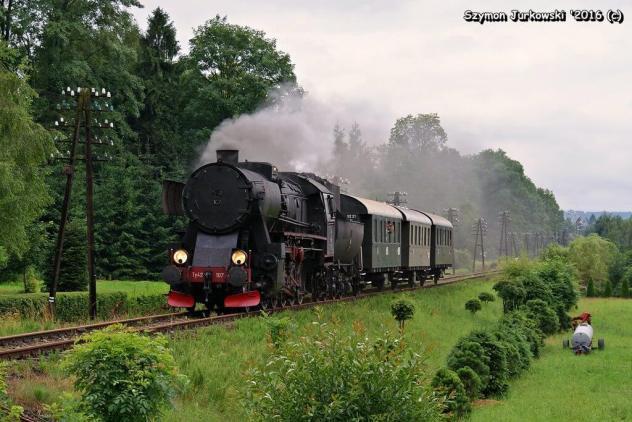 Pociągi retro Chabówka-Kasina Wielka-Chabówka (2 pary) @ Skansen Taboru Kolejowego w Chabówce
