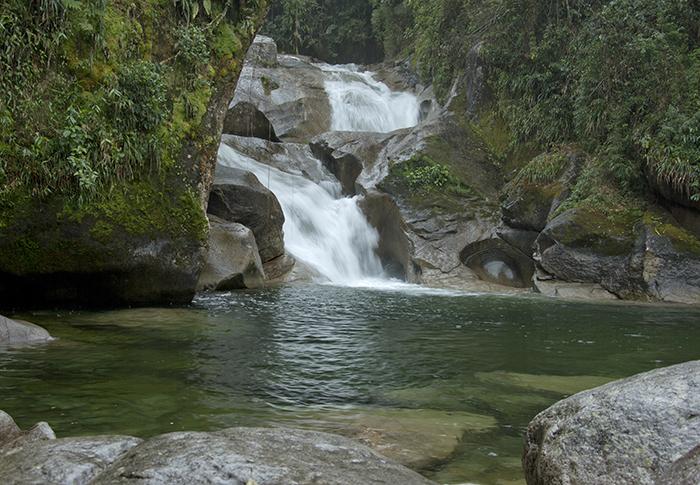 Piscina do Maromba – Parque Nacional do Itatiaia