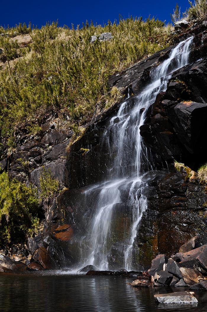 Cachoeira Aiuruoca – Parque Nacional do Itatiaia
