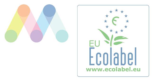 """""""etiqueta ecológica"""" ECOLABEL"""