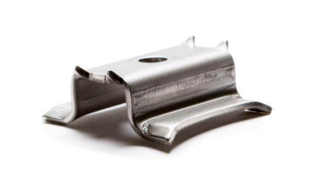 Grapa Topfloor de acero inoxidable para tarima exterior de madera natural