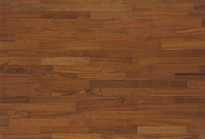 Tarima de madera natural multicapa Medfloor Home Jatoba Natural 3 lamas MH3010
