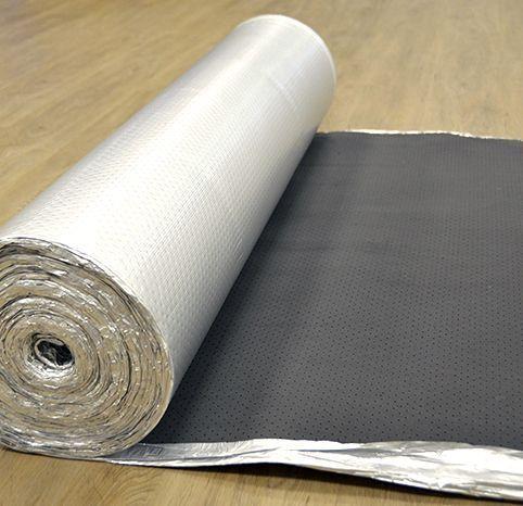 Base aislante Topfloor EVA perforado especial para suelo radiante de 2mm