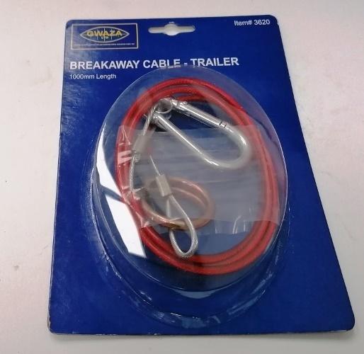 Trailer Breakaway Cable Mm