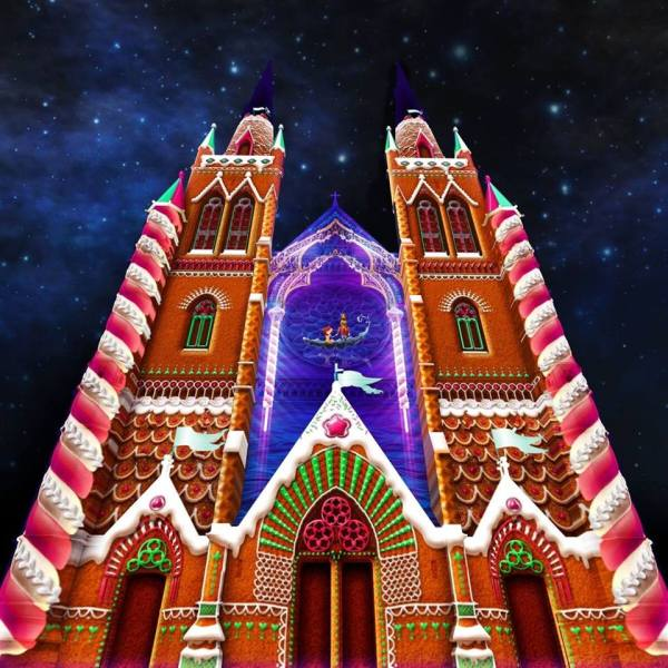 Lights of Christmas 2016 | St Mary's Cathedral | ParraParents