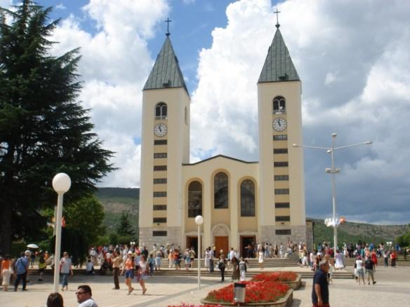Medjugorje - Chiesa di S. Giacomo