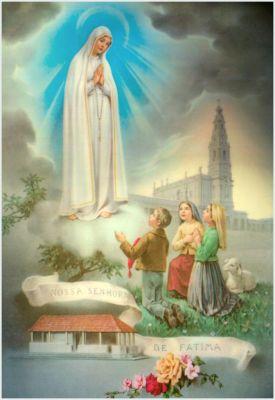 Apparizione della Madonna di Fatima