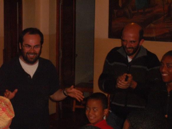 Fr. Luca e don Filippo