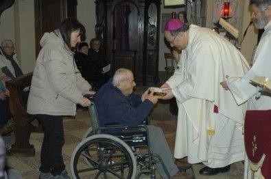 Anniversario della Casa della Carità di Cognento - La Comunione