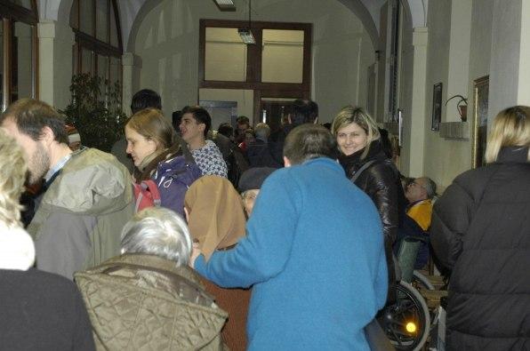Anniversario della Casa della Carità di Cognento - Festa alla Casa del Clero