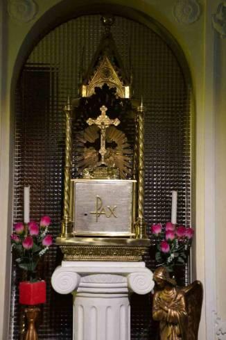 Tabernacolo Cappella 02 - Parrocchia di Cognento