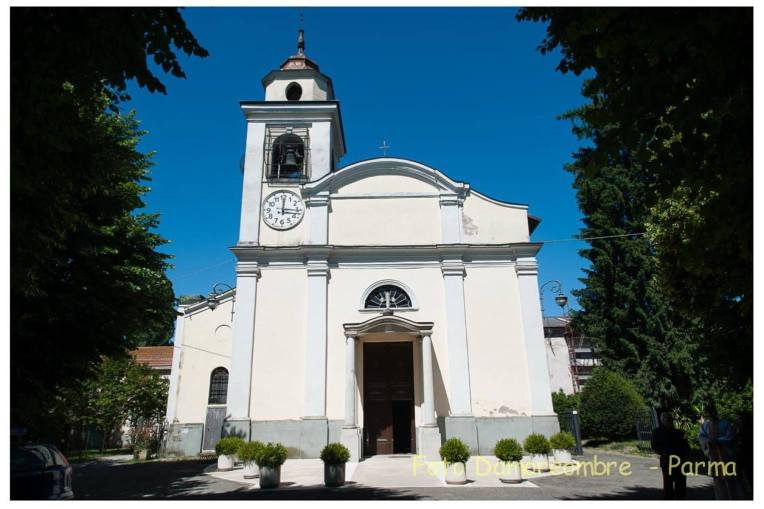 La Chiesa di Viarolo
