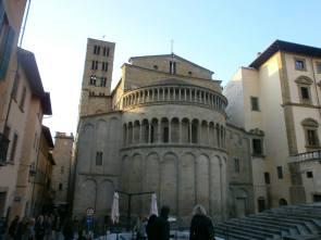Parrocchia di Viarolo - gita ad Arezzo e La Verna (12 ottobre 2013)